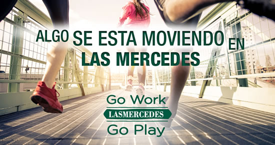 Go Work Go Play LAS MERCEDES